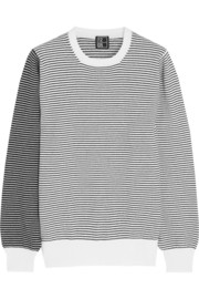 1205 Bay striped wool sweater