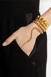 Paula MendozaNereus gold-plated bracelet