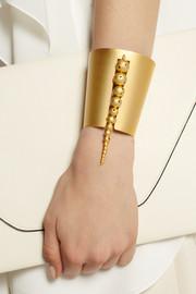 Paula MendozaHera gold-plated cuff