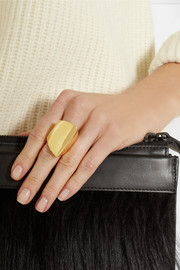 Maiyet Gold-plated ring