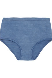 BASE Range Bell stretch-bamboo briefs