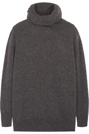 Joseph Fine-knit cashmere turtleneck sweater