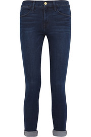 Le High Skinny Crop jeans