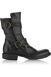 Fiorentini & Baker Eternity leather biker boots