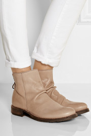 Fiorentini & Baker Elina Eternity leather ankle boots