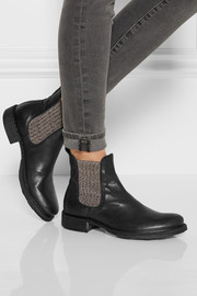 Fiorentini & Baker Etex leather Chelsea boots
