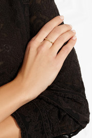 Melissa Joy Manning 18-karat gold ring