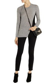 McQ Alexander McQueen Two-tone wool sweater