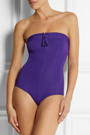 Eres Sulky Groom tasseled bandeau swimsuit