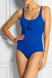 Eres Sulky Steeple tasseled swimsuit