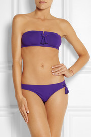 Eres Sulky Cross tasseled bikini briefs