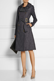 Derek Lam Denim trench coat