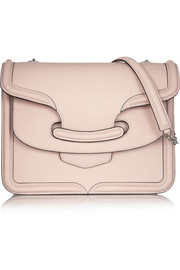Alexander McQueen The Heroine leather shoulder bag