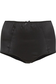Dolce & Gabbana Stretch-silk satin briefs