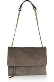 Lanvin Sugar suede shoulder bag