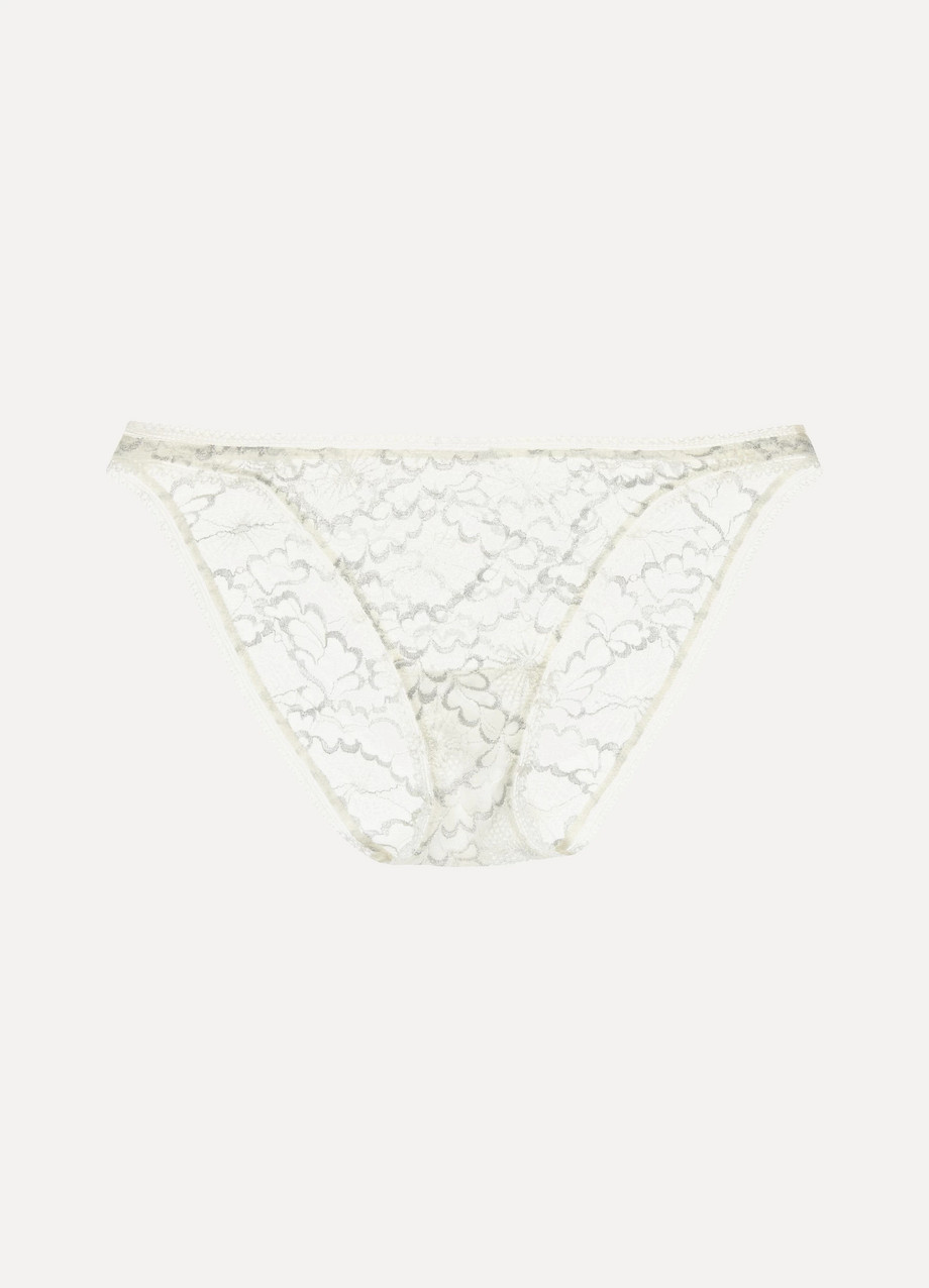Eres Allegorie Prolixe stretch-lace briefs