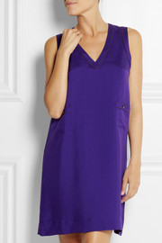 Eres Endormie Assoupie silk nightdress