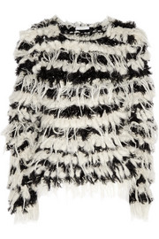 Chloé Textured chunky-knit sweater