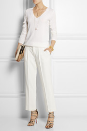 Chloé Iconic crepe straight-leg pants
