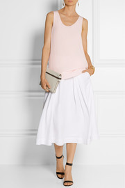 Chloé Iconic silk crepe de chine top