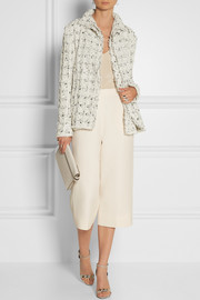 Lanvin Wool-blend tweed jacket