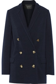 Lanvin Stretch-wool jersey blazer