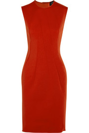 Lanvin Stretch-scuba jersey dress