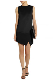 Neil Barrett Scuba-jersey mini dress