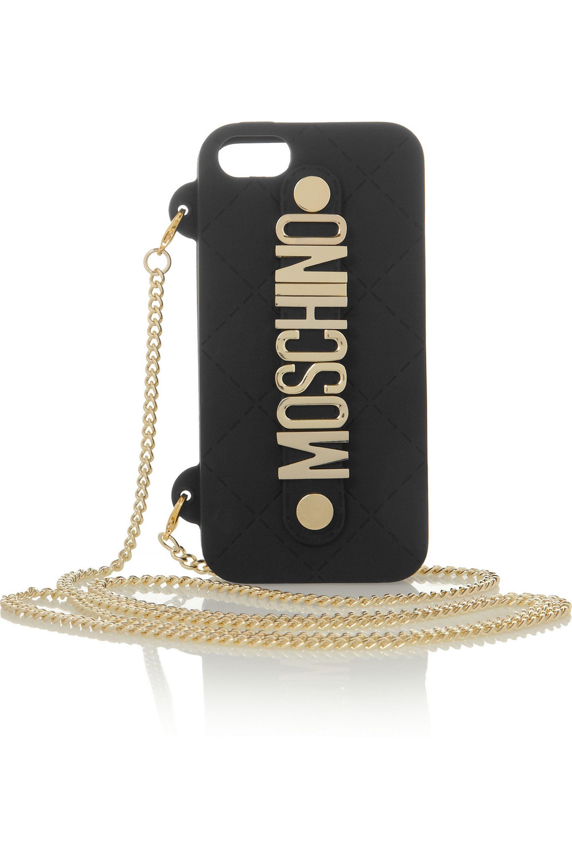 Moschino Embellished iPhone 5 case