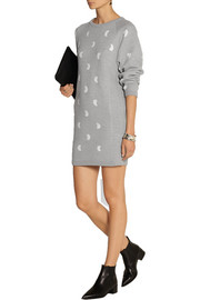 Paul & Joe Moonlight intarsia wool-blend sweater dress