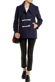 Carven Wool-blend duffle coat