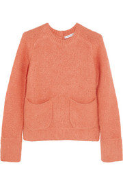 Carven Brushed knitted sweater