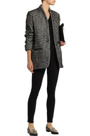 Étoile Isabel Marant Denver tweed coat