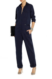 Étoile Isabel Marant Warren cotton and linen-blend jumpsuit