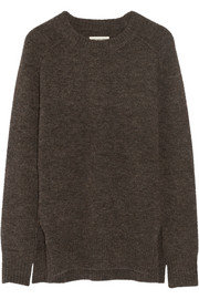 Étoile Isabel Marant Portia mélange knitted sweater