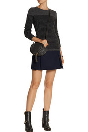 Étoile Isabel Marant Wallis striped textured-knit sweater