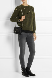 Étoile Isabel Marant Rain distressed knitted sweater
