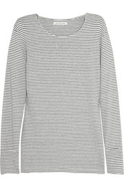 Étoile Isabel Marant Iliesse striped linen top