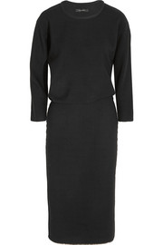 Isabel Marant Deena stretch wool-blend jersey dress