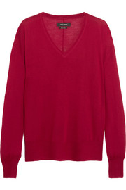 Isabel Marant Tracy cashmere and silk-blend sweater