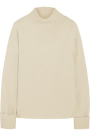 Isabel Marant Karine wool and angora-blend sweater