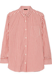 Isabel Marant Eddie striped cotton shirt