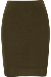 Isabel Marant Lou cashmere mini skirt