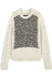 Isabel Marant Sao alpaca and wool-blend sweater