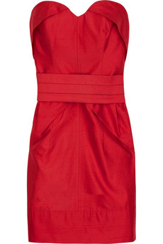 Camilla and MarcTali Frock strapless dress