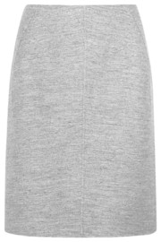 Jil Sander Wool and angora-blend skirt