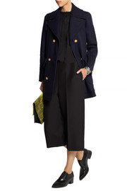 Valentino Wool-blend peacoat