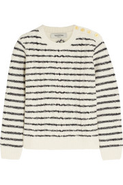 Valentino Intarsia wool sweater