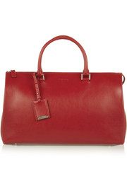 Jil Sander Large leather tote