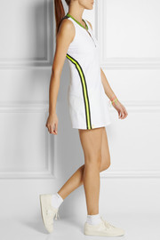 Monreal London Neon stretch-jersey shorts